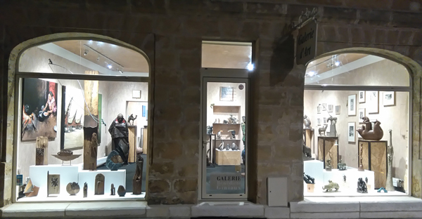 Galerie Giniaux slideshow